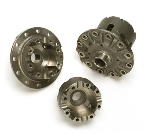 cnc production machining