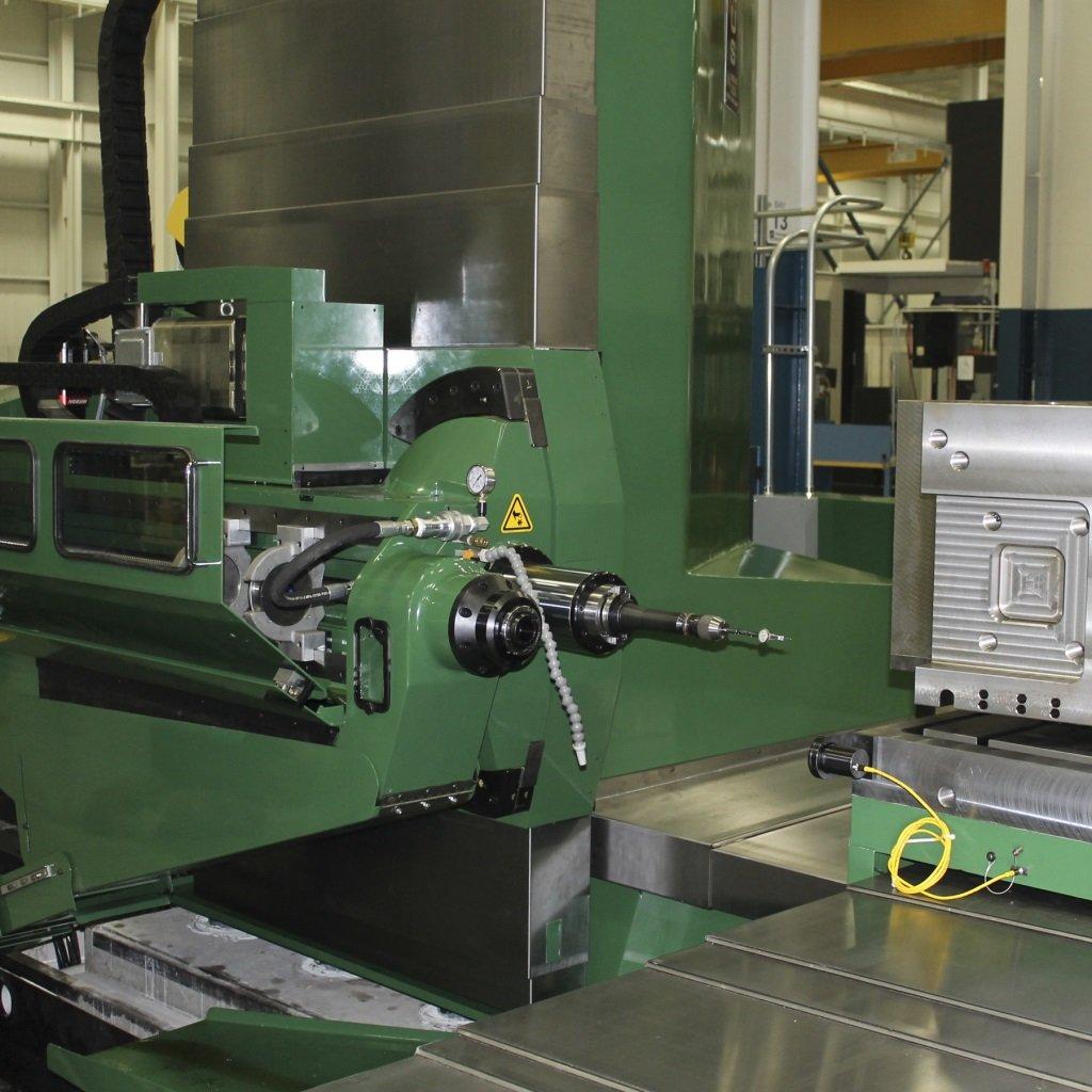 Tarus MBX 92-150 CNC Gun Drilling Machine
